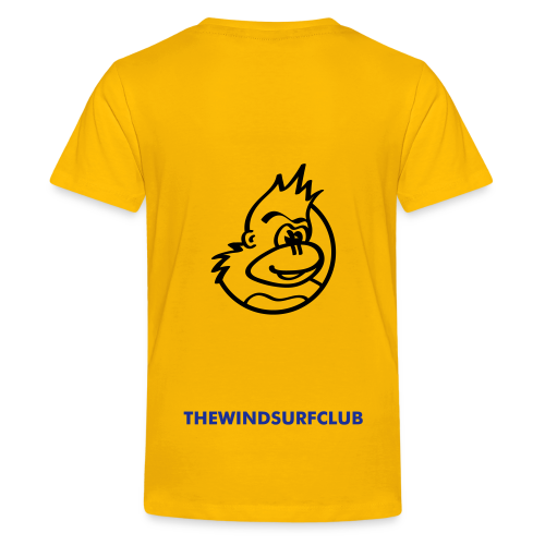 Kids club tee (teenager size) - Teenage Premium T-Shirt