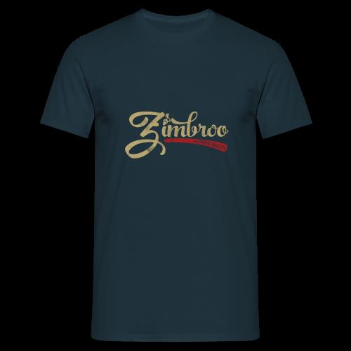 Zimbroo basic - T-shirt Homme