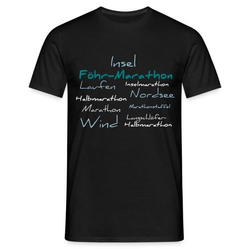 Fan Föhr-Marathon - Männer T-Shirt