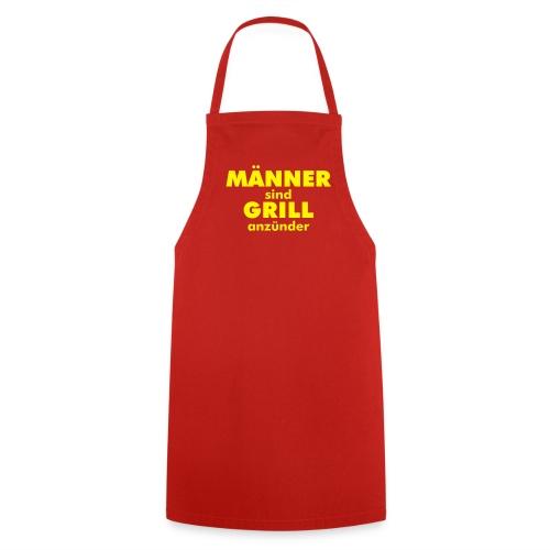 Männer sind ... - Kochschürze
