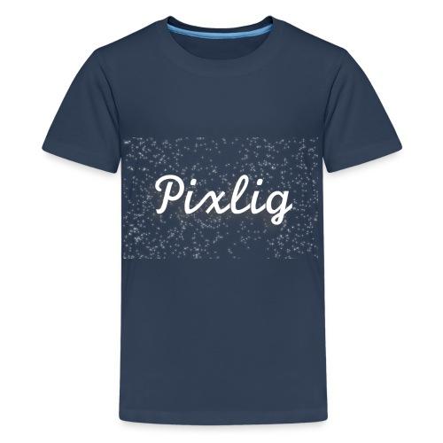 Pixlig Shirt - Teenager Premium T-Shirt