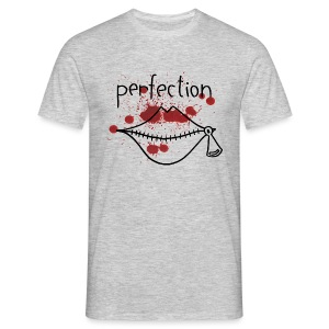 perfection - Men's T-Shirt