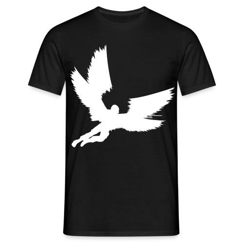 BHS Angel White - Men's T-Shirt