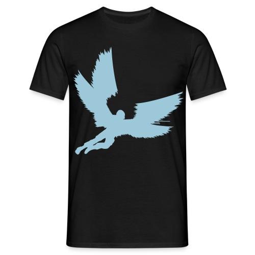 BHS Angel Light Blue - Men's T-Shirt