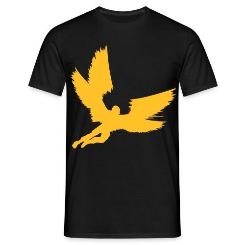 BHS Angel Yellow - Men's T-Shirt