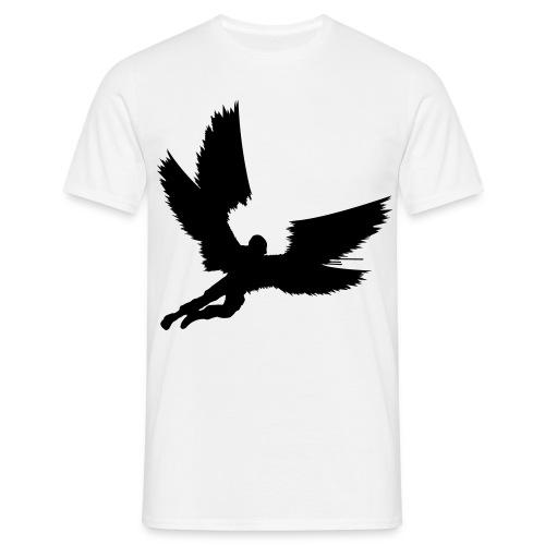 BHS Angel Black - Men's T-Shirt