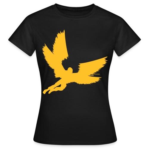 BHS Angel Yellow - Women's T-Shirt