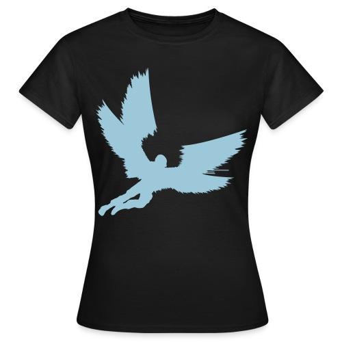 BHS Angel Light Blue - Women's T-Shirt