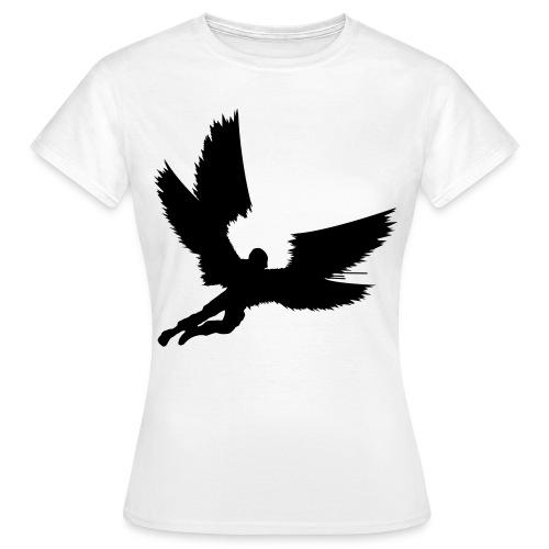 BHS Angel Black - Women's T-Shirt