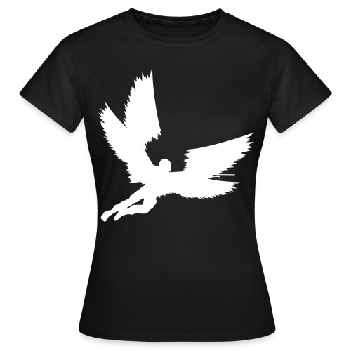 BHS Angel White - Women's T-Shirt