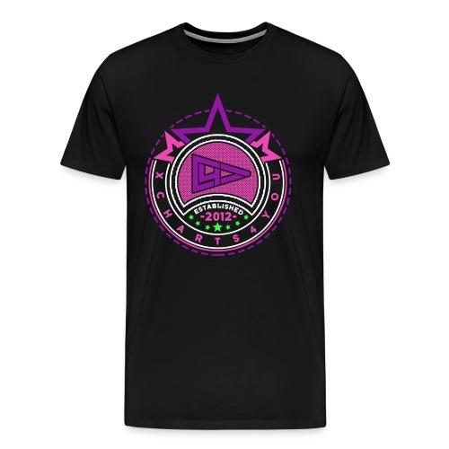 xMen Pink Lila - Männer Premium T-Shirt