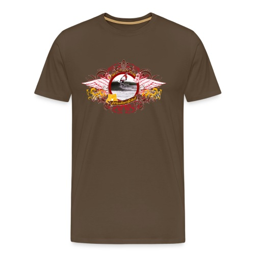 ¡Windsurfista! - Männer Premium T-Shirt