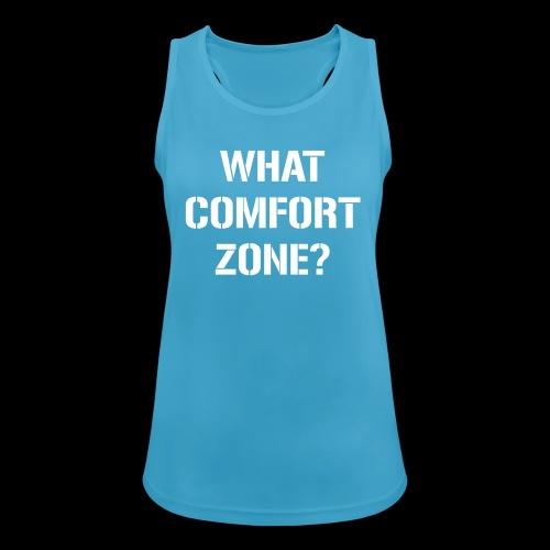 What comfort zone - Frauen Tank Top atmungsaktiv