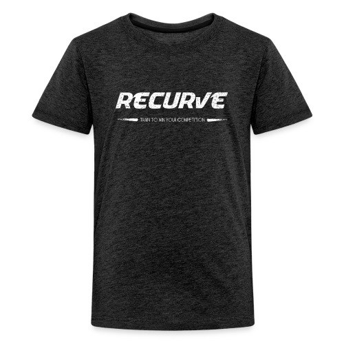 Teenager Premium T-Shirt - Recurve - Teenager Premium T-Shirt