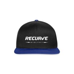 Snapback Cap - Recurve - Snapback Cap