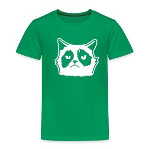 Mürrischer Kater T-Shirts - Kinder Premium T-Shirt
