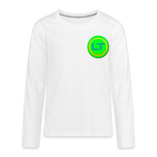 Teen Sweatshirt  - Teenagers' Premium Longsleeve Shirt