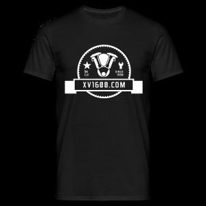 Patch-Style - Männer T-Shirt
