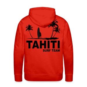 Tahiti surf team - Men's Premium Hoodie