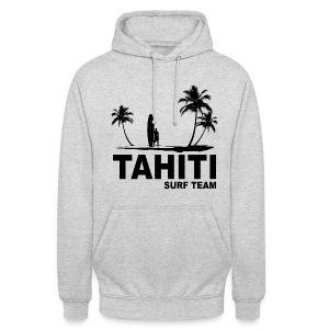 Tahiti surf team - Unisex Hoodie