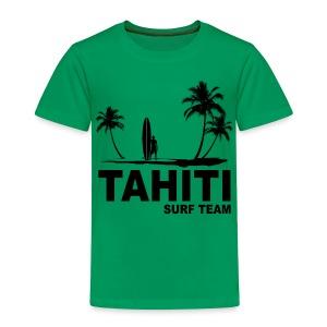 Tahiti surf team - Kids' Premium T-Shirt