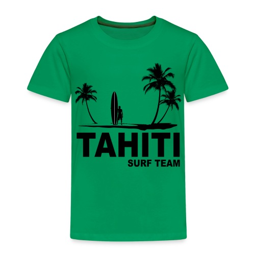 Tahiti surf team - Kids' Premium T-Shirt