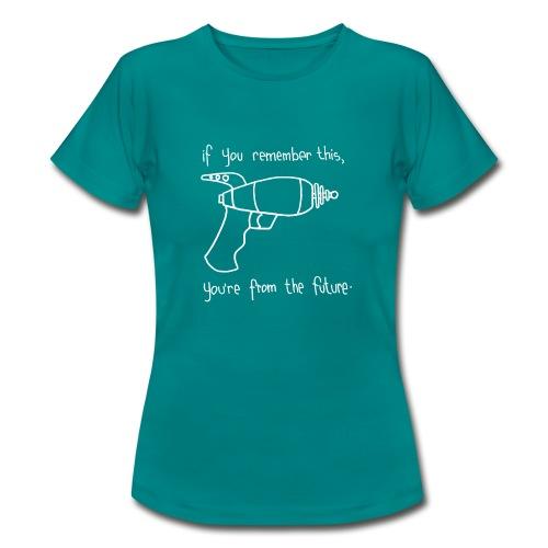 the future (woman) - Women's T-Shirt