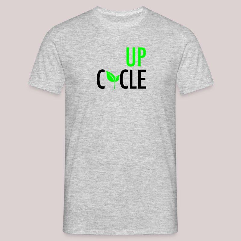18-30 Up Cycle - Männer T-Shirt