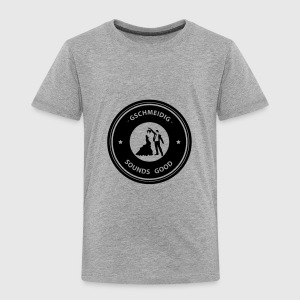 Sounds Good | GSCHMEIDIG© T-Shirts - Kinder Premium T-Shirt