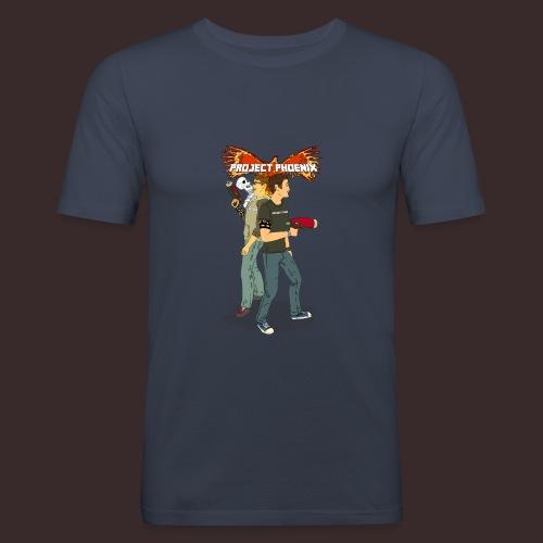The Gang Mens Slim-fit  T-Shirt - Men's Slim Fit T-Shirt