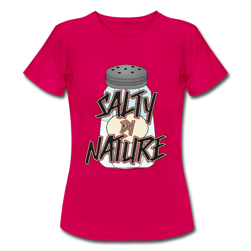 Salty by Nature - Shirt (Girls) - Frauen T-Shirt