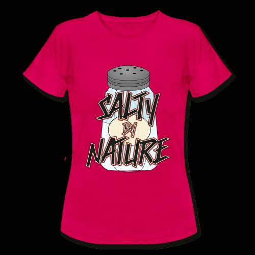 Salty by Nature - Shirt (Girls) - Frauen T-Shirt