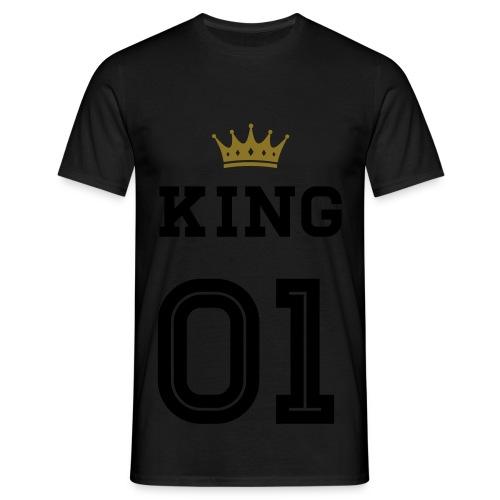 King 01 - Männer T-Shirt