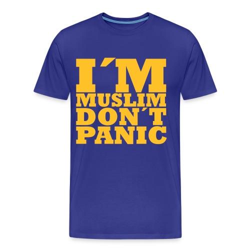 I´m Muslim Man - Männer Premium T-Shirt