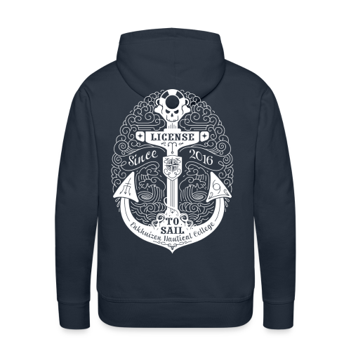 Mannen hoodie - EZS 2016 - Mannen Premium hoodie