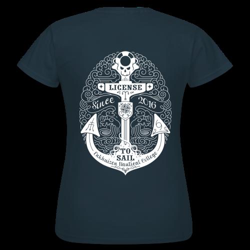 Vrouwen t-shirt - EZS 2016 - Vrouwen T-shirt