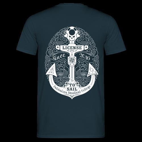 Mannen t-shirt - EZS 2016 - Mannen T-shirt