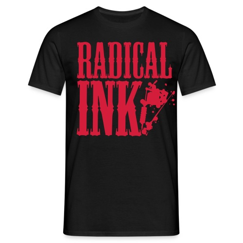 RADICAL_DARKNESS - Männer T-Shirt