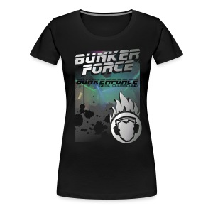 Bunkerforce#pic - Frauen Premium T-Shirt
