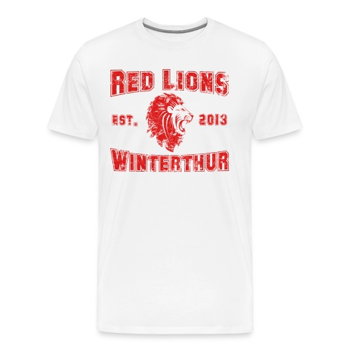 RL Men Winterthur Vintage Shirt - Männer Premium T-Shirt