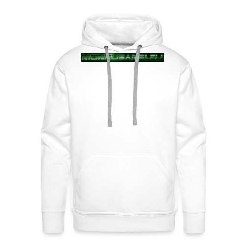 Sweat-Shirt à Capuche Homme - Sweat-shirt à capuche Premium pour hommes