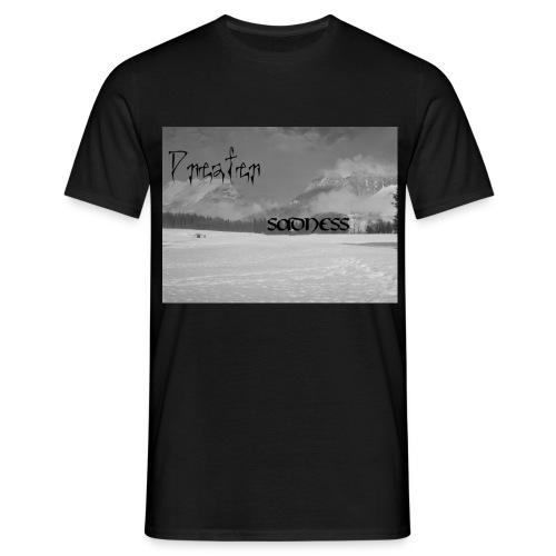 T shirt Dreafer Sadness - T-shirt Homme