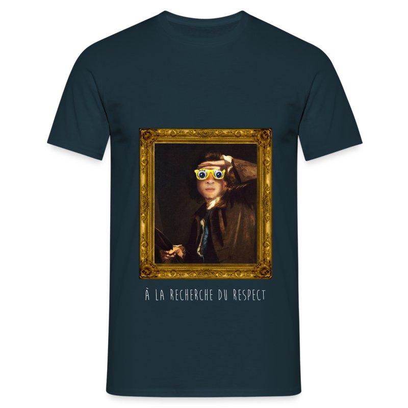 À la recherche du respect - T-shirt Homme