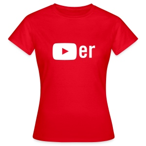 YouTuber - Women's T-Shirt