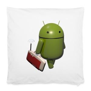 Android Kissen - Kissenbezug 40 x 40 cm