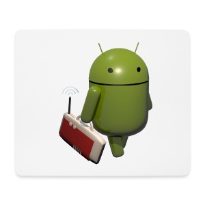 Android Mauspad - Mousepad (Querformat)