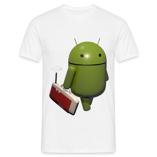 Android Shirt - Männer T-Shirt