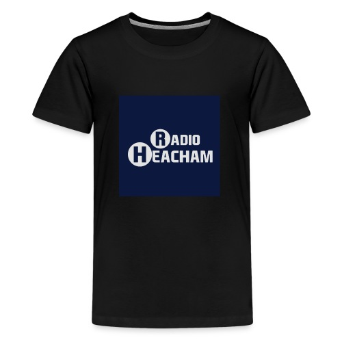 Radio Heacham Teenage Top - Teenage Premium T-Shirt