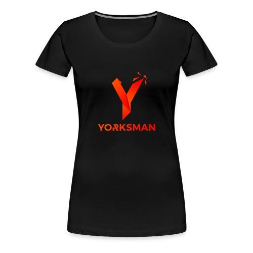 TheOnlyYorksman Woman's T-Shirt! - Women's Premium T-Shirt