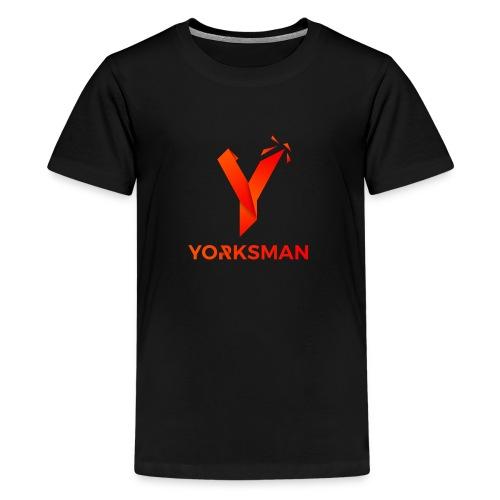 TheOnlyYorksman's Teenage Premium T-Shirt - Teenage Premium T-Shirt